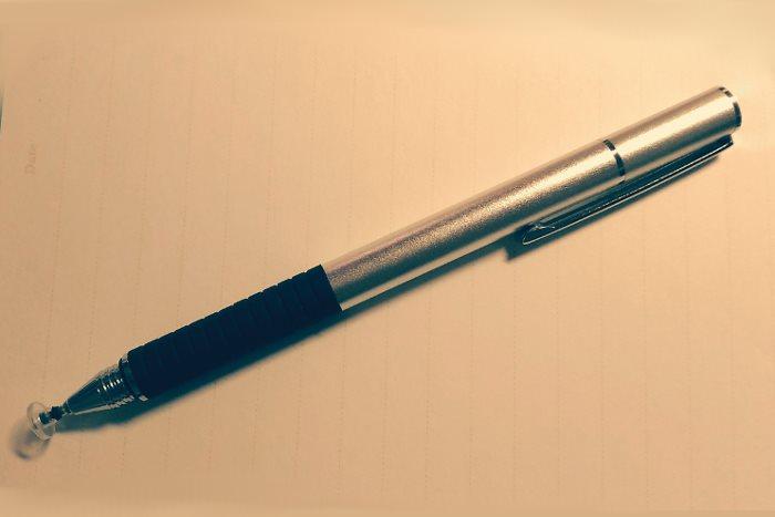 スマホのタッチペンがこんなに便利で使いやすかったなんて