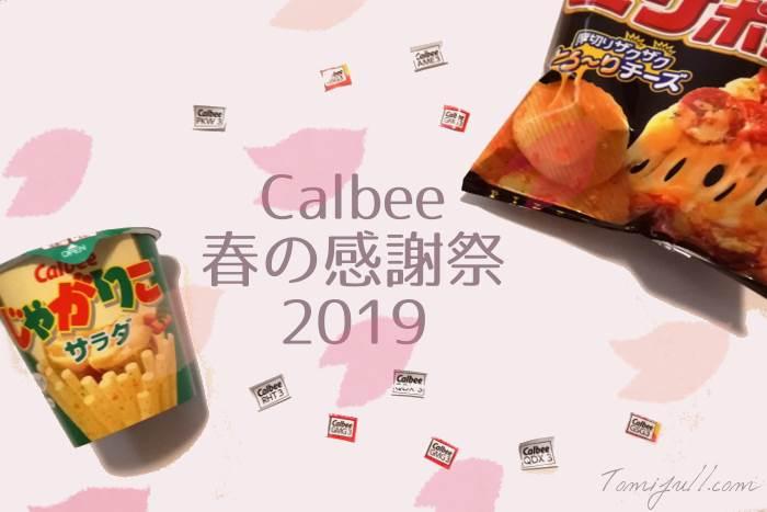 カルビー春の感謝祭2019